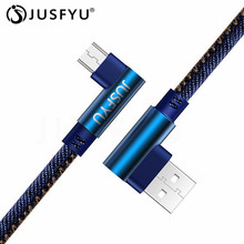 JUSFYU USB Cable Type C Micro for Samsung Xiaomi Huawei LG Charging iPhone XS MAX XR X 8 7 6  Plus