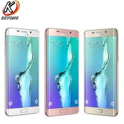 New Samsung GALAXY S6 Edge+ G9280 Mobile Phone 5.7