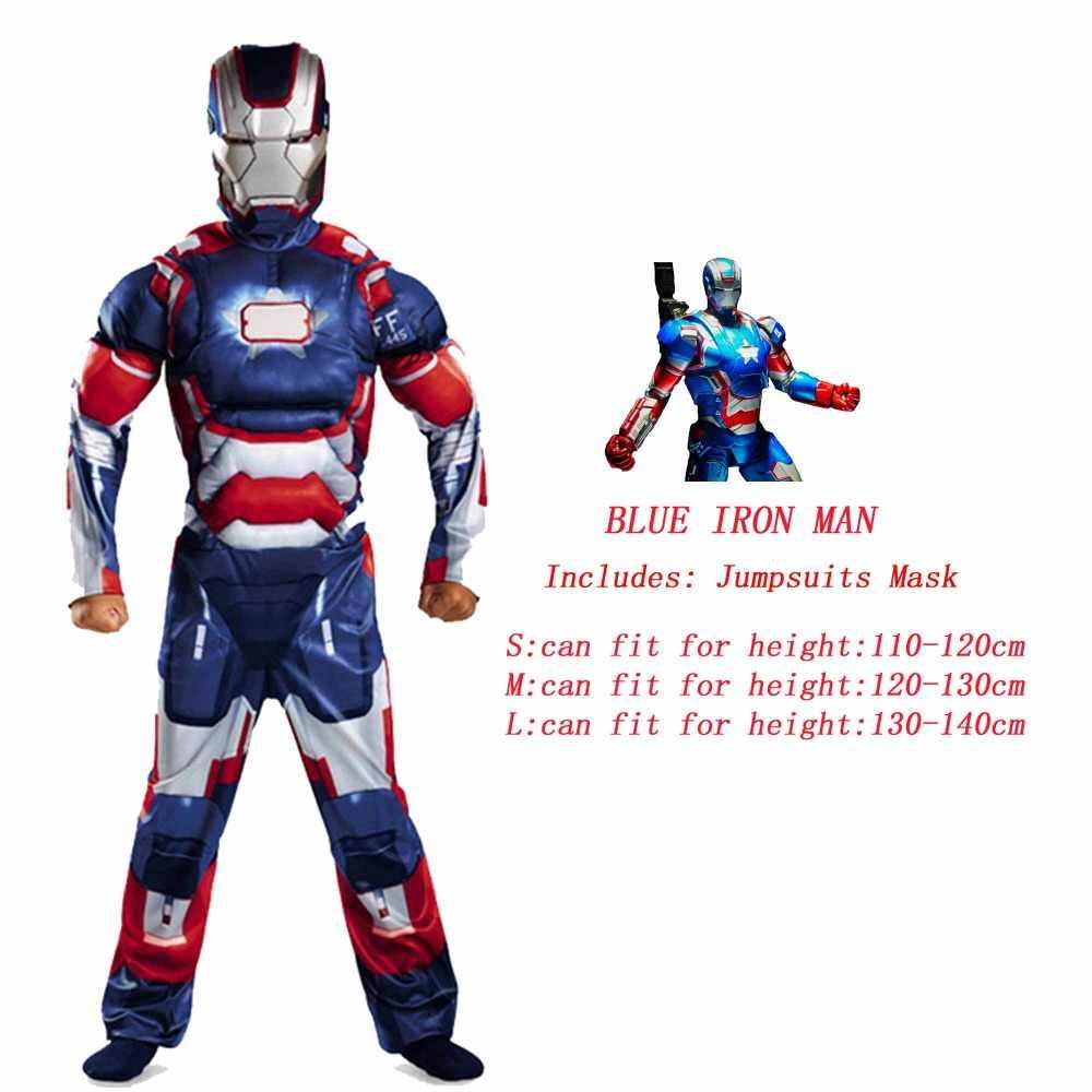 스파이더 수퍼맨 아이언 맨 코스프레 의상 소년을위한 카니발 할로윈 의상 스타 워즈 Deadpool Thor Ant Man Panther