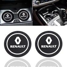 Модный автомобиль подставка силиконовая эпоксидная подставка украшение автомобиля для Renault Megane автомобильный формирователь 2 3 Captur Latitude Clio Scenic Laguna