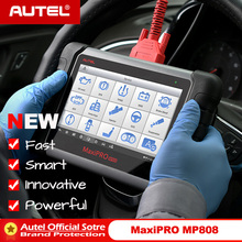 Autel MP808 OE Level Diagnostics Full System Diagnostics with Bi Directional Control OBD2 Scanner with 18 Special Features MS906