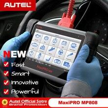 Autel MP808 אבחון ברמת OE מלא מערכת אבחון עם דו כיוונית שליטה OBD2 סורק עם 18 תכונות מיוחדות MS906