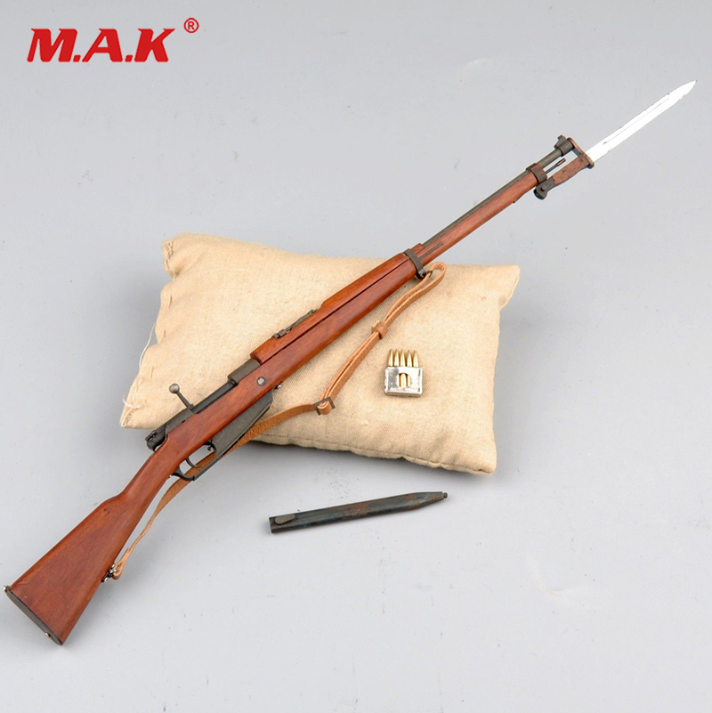 1/6 T1026 WWII WW2 Chinese Solider Use gun Rifle Model Fit for 12 inches Military Action Figure Soldier Toys Parts Accessory 1 6 scale plastics united states assault rifle gun m16a1 military action figure soldier toys parts accessory