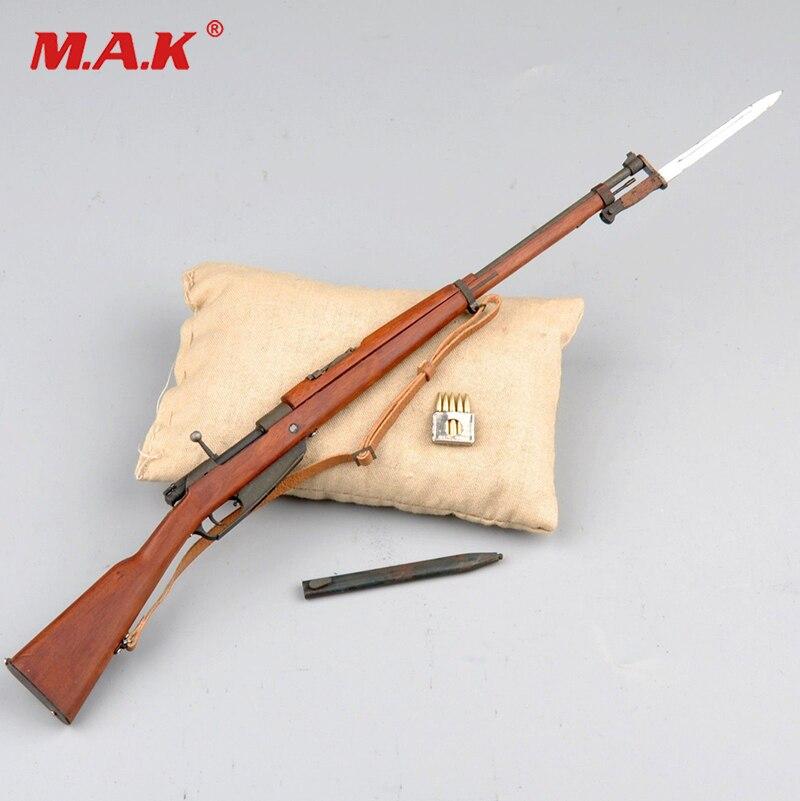 1/6 T1026 WWII WW2 soldat chinois utiliser pistolet fusil modèle adapté pour 12 pouces militaire Action Figure soldat jouets pièces accessoire
