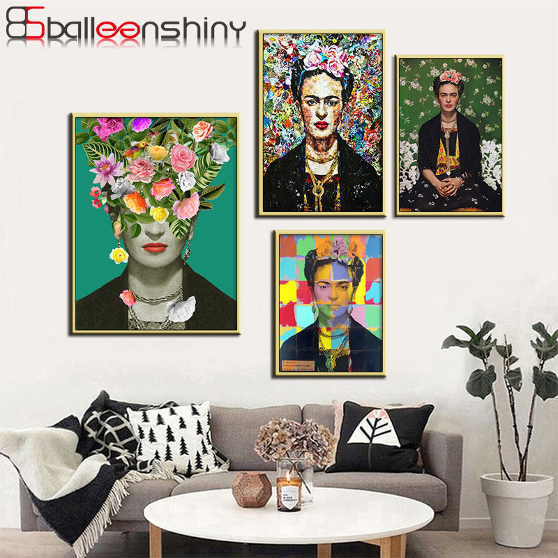 ซื้อตอนนี้! BalleenShiny Wall Art Picture Canvas