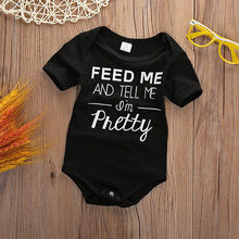 2016 Newest Newborn Kids Baby Boy Girl Infant Romper Jumpsuit Clothes Outfits