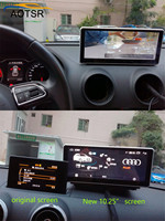 Android Car dvd multimedia player for Audi A3 2014 2015 2016 2017 Autoradio GPS Navigation Head Unit radio auto stereo MAP WIFI
