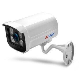 Image 5 - Besder広角 2.8 ミリメートル屋外ipカメラpoe 1080 1080p 960 1080p 720p金属ケースonvifセキュリティ防水ipカメラcctv 4 本アレイled