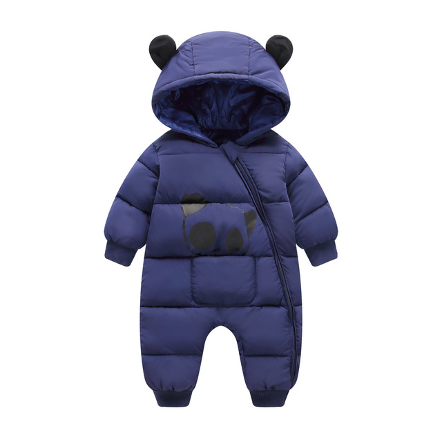 Warm Winter Rompers for Infants and Babies