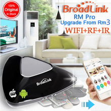Broadlink RM PRO + RM33 2019 New Universal Smart Remote Control Home Automation WiFi IR RF Switch For IOS Android