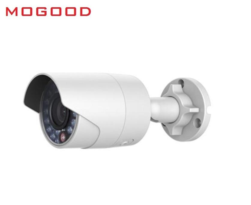 HIKVISION DS-2CD2012F-I English Version 1.3MP  IP Camera Support EZVIZ Upgrade 128G SD Card PoE  IR 30M Waterproof