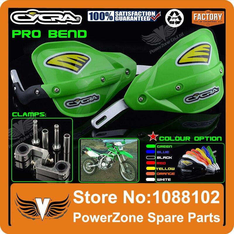 Auto Parts & Accessories Cycra Handguards Pro-Bend Racer Pack Pair CRM Yellow 1-1/8 RM RMZ DRZ 250 450 Auto Parts and Vehicles