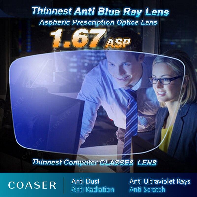 Aliexpress.com : Buy Thinnest Lightest Anti Blue Ray Lens