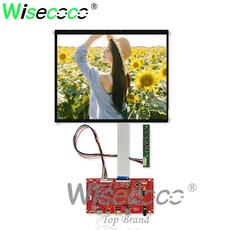 9 7 inch LP097QX1 SPA1 SPAV SPC1 2048x1536 EDP Signal 4 Lanes 51 Pins LCD Display