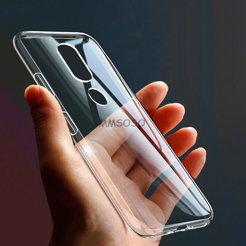 For <font><b>Nokia</b></font> <font><b>6.1</b></font> Plus Case Cover <font><b>Nokia</b></font> X6 2018 Silicone Soft Clear <font><b>TPU</b></font> Back Cover Phone Case For <font><b>Nokia</b></font> 6.1Plus X6 TA-1099 Case 5.8