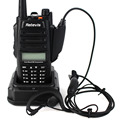 Retevis RT6 Walkie Talkie IP67 Waterproof 5/3/1W VHF UHF 136-174/400-520Mhz UHF Frequency Portable Handy CB Radio Set A9114A
