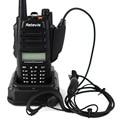 Rt6 retevis walkie talkie ip67 à prova d' água 5/3/1 w vhf uhf 136-174/400-520 mhz freqüência uhf cb rádio portátil handy set a9114a