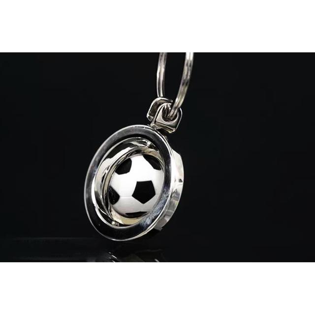 Rotating Ball Key Chain