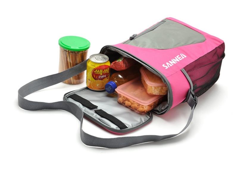 do piquenique bolsa de armazenamento Thermal Cooler Bag : Neoprene Insulated Cooler