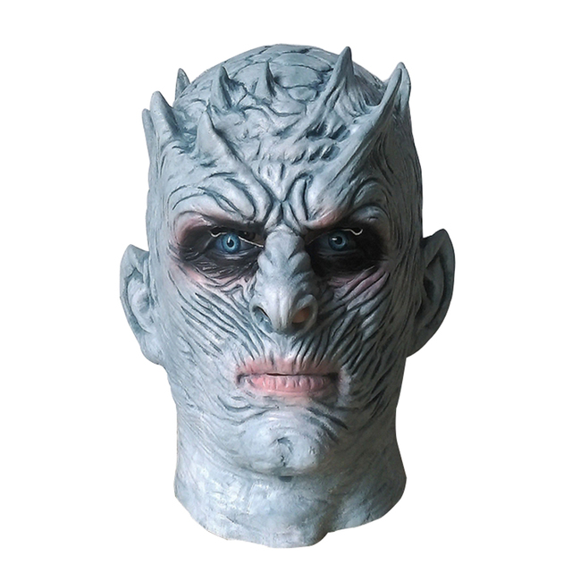 Halloween Masker.Party Horror Halloween Mask Realistic Silicone Interesting