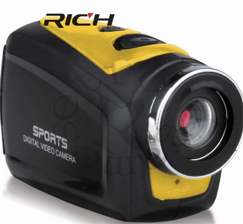 Sport & Action-videokameras Unterhaltungselektronik G328 1080 P Hd Wasserdichte Digital Video Kamera Für Heim Und Sport Nutzung Hinzufügen Tf-karte Fest In Der Struktur