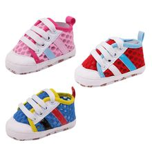 Summer Mesh Sneakers Baby Breathable Shoes Infantil Baby Girl & Boy Hook & Loop Soft Sole Net Sport Shoes(China)