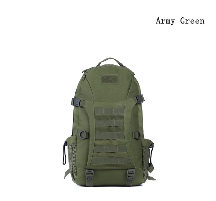 """9/"""" Gym Hiking Backpack Camo Army Military Sling Backpack Bags ACU Camouflage"""