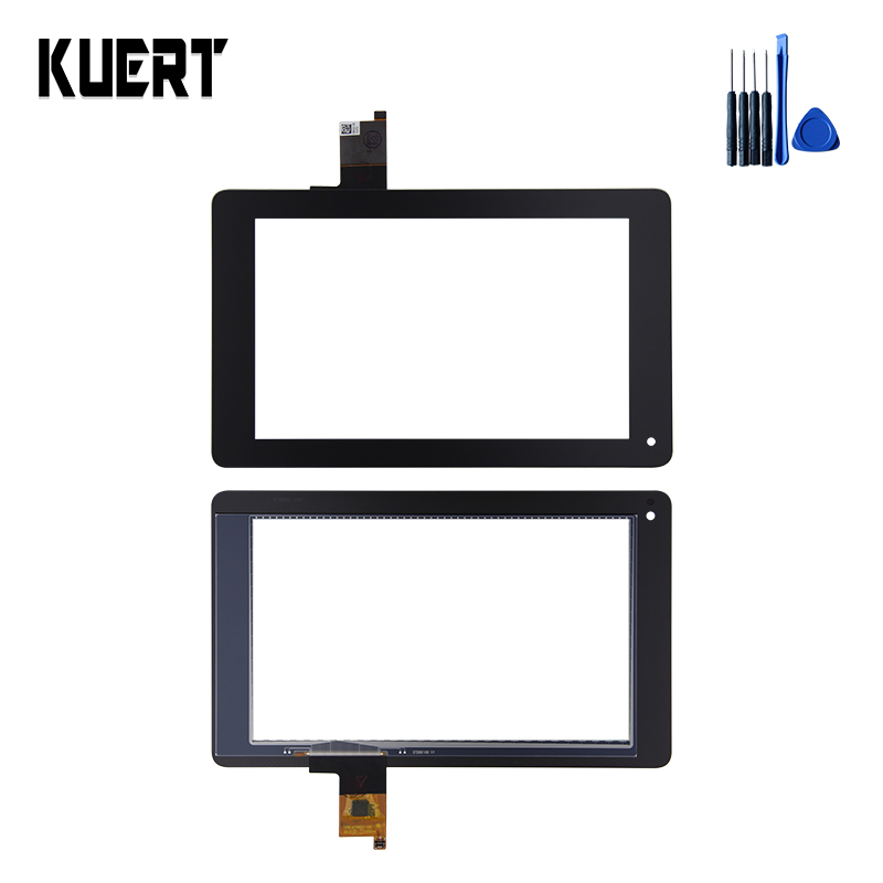 For Huawei MediaPad S7-301 S7-301U S7-303U Touch Screen Panel Digitizer Glass Free Shipping + Tools