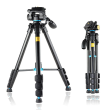 pro Q111 SLR digital camera DV camcorder tripod Q-111 portable head Wholesale  free shipping
