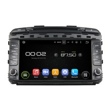 9 Octa core Android 6 0 font b Car b font DVD Player For Kia SORENTO