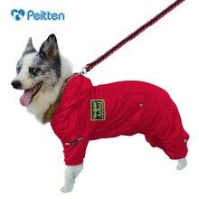High Quality AirForce Uniform Style Coat Jacket Pets Dog Puppy Winter Jacket Coat Wind-proof Waterproof Keep Warm for Large Dog
