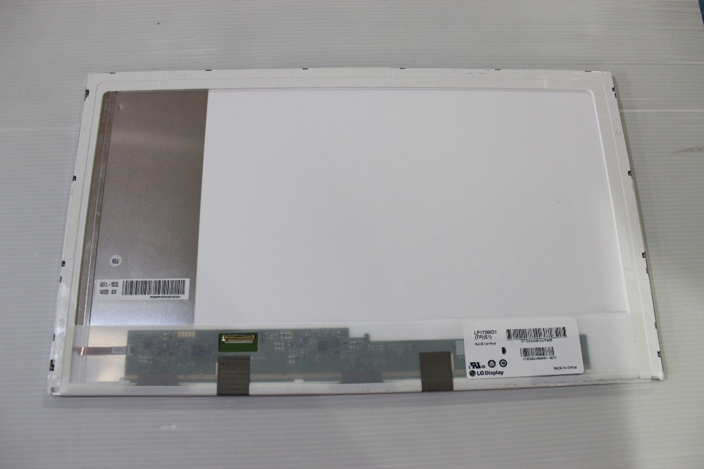 LP173WD1 TP E1 LP173WD1 (TP)(E1) Led screen LCD Display Matrix for laptop 17.3 HD+ 1600X900 Glossy 30Pin Replacement Panel n133i6 l03 led display lcd screen laptop panel 1280 800 wxga glossy good quality n133i6 l03