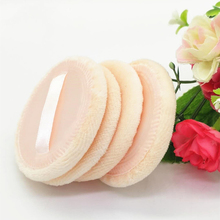 Sale Women Beauty Facial Face Body Powder Puff Cosmetic Makeup Foundation Soft Sponge Girl Lady Gift CW29