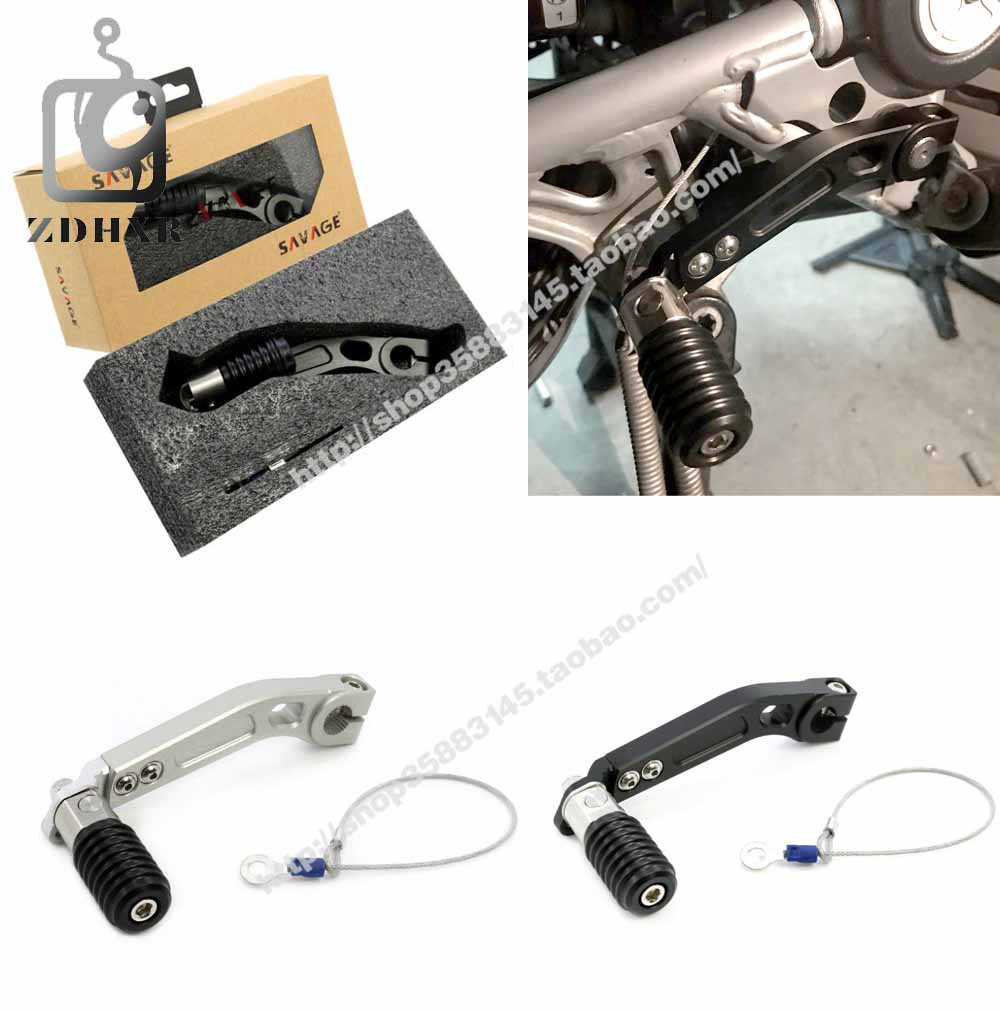 For BMW R1200GS 2004 2012 R1200GS ADV 2006 2012 Motorcycle CNC Aluminum Adjustable Folding Gear Shifter