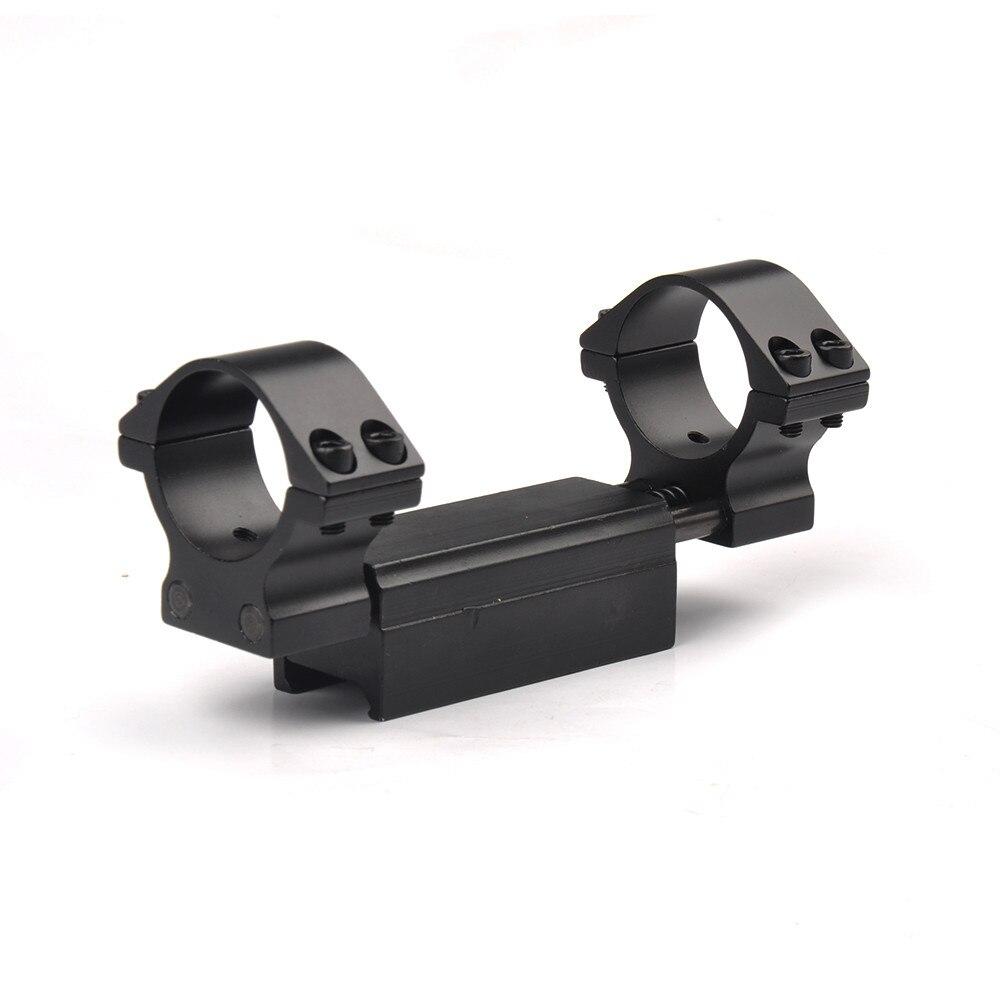 Diâmetro flexível do anel 30mm do escopo