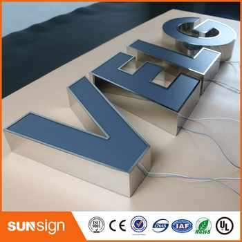 channel letter sign making led advertising illuminated signs - SALE ITEM All Category