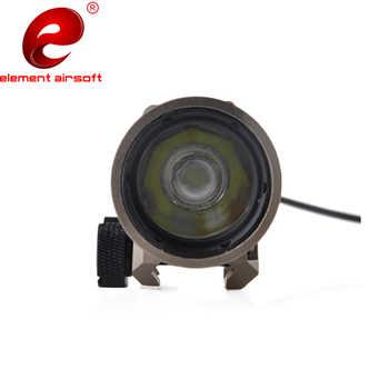 Element Airsoft Tactical Light Gun Flashlight Surefir M951 Hunting Lamp Scout Weapons Light EX108