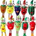 Chirdren Crianças Cosplay Trajes adultos Melancia Frutas Legumes do Dia das Crianças Prop