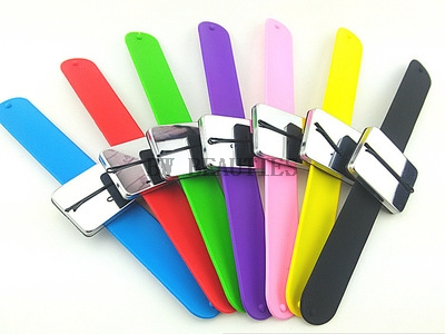 50Pcs Lot Salon Hairdressing Accessories Magnetic Hair Grip Holder Belt Flexible Hair Clips Pins Holder Wrist
