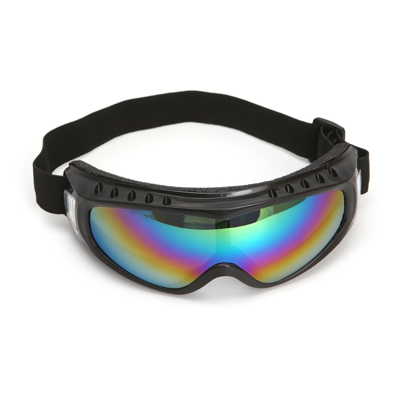 Image 2 - Universal Outdoor Safety Glasses Goggles Lens Mountain Climbing Skiing Eyewear-in Safety Goggles from Security & Protection