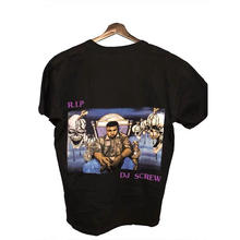 2019 Travis Scott  Astroworld RIP DJ Screw T Shirt Men Women High Quality ASTROWORLD TRAVIS SCOTT Top Tee