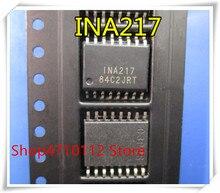 NEW 5PCS/LOT INA217AIDWR INA217AIDWT INA217AIDW INA217 SOP-16 IC