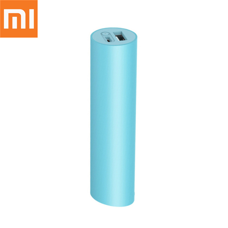 Original Xiaomi ZMI Full 3000mAh Power bank Rechargeable 18650 Batteries MINI Bank for iPhone Samsung Android Smartphone
