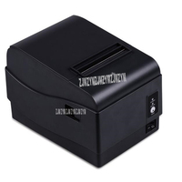 AB 88H New 72mm receipt bill printer High quality 24V Small ticket POS printer automatic cutting printing 250mm/s speed Fast|Printers| |  -