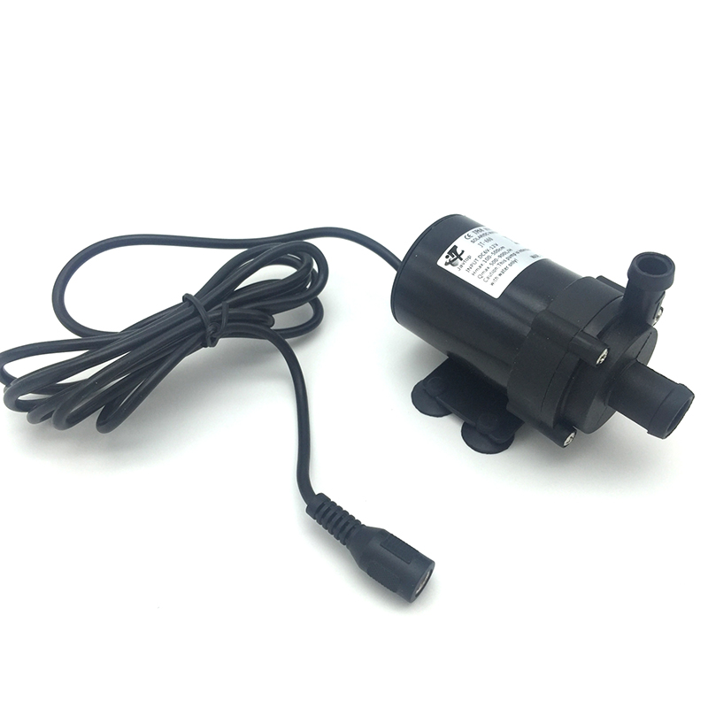 Solar DC 12V//24V Hot Water Circulation Pump Brushless Motor Wasserpumpe 1000L//H
