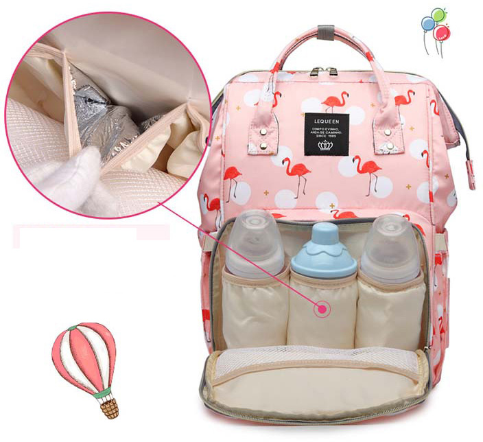 HTB1W6FOadfvK1RjSspfq6zzXFXay Diaper bag backpack Travel Leopard Men Mummy Baby Care nappies stroller Bag Large Capacity Waterproof Business baby bag for mom