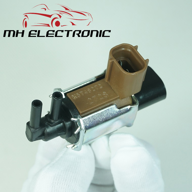 MH Electronic Emission Solenoid Valve K5T48272 MR204853 For Mitsubishi Montero Pajero Shogun L200 4D56 K74T With Warranty