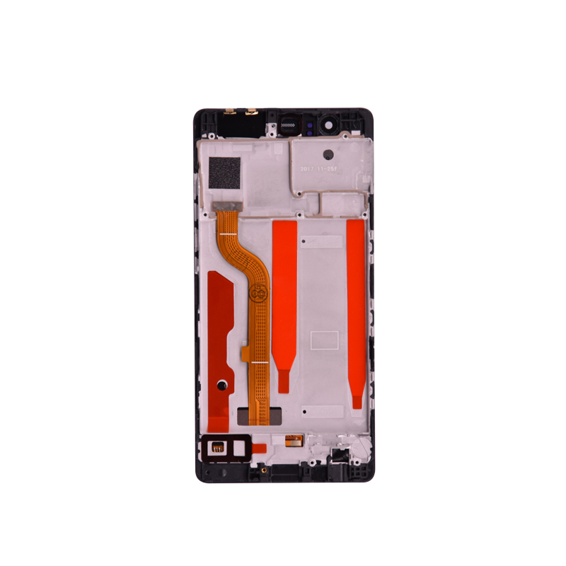 HTB1W6GGIMmTBuNjy1Xbq6yMrVXaE Original 5.2'' For Huawei P9 EVA-L09 L19 L29 LCD Display With Touch Screen Digitizer Assembly with frame free shipping