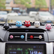 Little devil car outlet vent perfume air freshener interior diffuser aromatherapy auto supplies