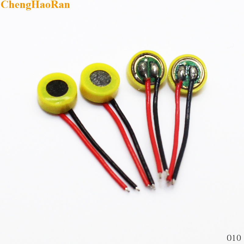 1pcs Yellow Microphone Inner MIC Replacement Part For OUKITEL K6000 Pro C3 C4 K4000 K4000 Pro U7 Pro K10000 U7 Plus Universale
